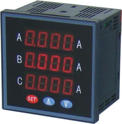 BRN-E202-AU   三相电压表