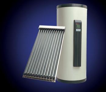上海分体式太阳能热水器