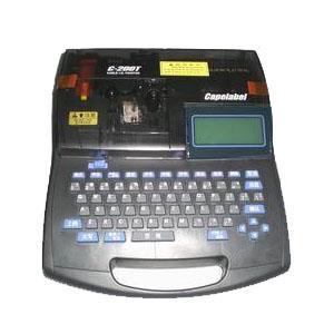 NTC线号印字机C-200T套管打码机佳能线号机