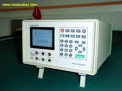 高精度多功能台式校验仪—高精度,低温漂,完全自主知识产权