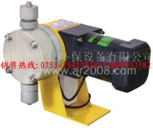 安道斯BETTER系列计量泵 进口计量泵