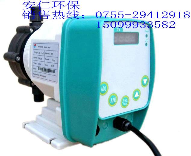 新道茨NEWDOSE数显电磁计量加药泵(DFD、DP、DM系列)