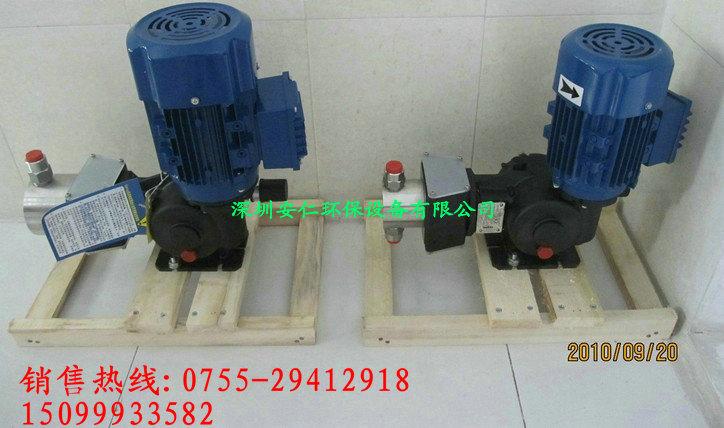安道斯seko系列电磁隔膜计量泵Invikta和Tekna系列