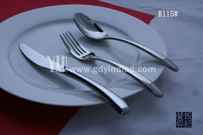 R117系列高档西餐刀叉