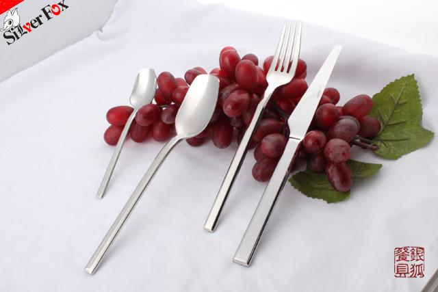 供应不锈钢餐具厂 西餐刀叉勺 不锈钢餐具 套装餐具