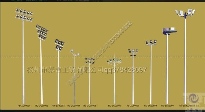 监控杆、八角杆、照明路灯、灯具、电器控制,照明有限公司