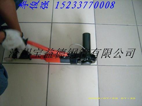 沧州声测管厂家,声测管现货