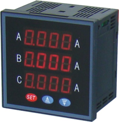 PZ866X-423AV PZ866X-803AV三相电压表