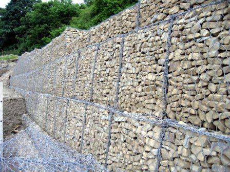 供应石笼网,石笼网,网笼,格宾网箱铅丝