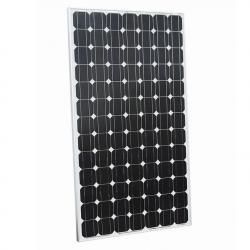200W 单晶硅太阳能电池板组件