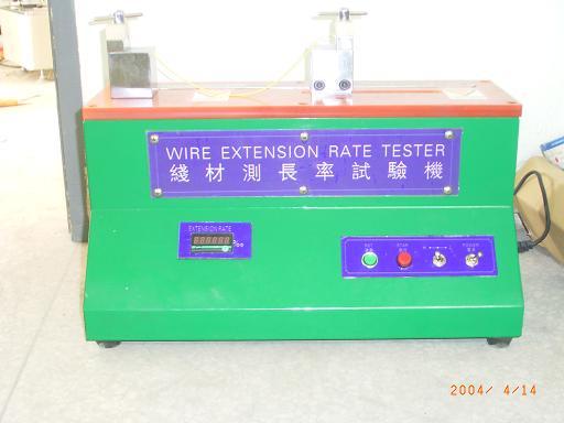 线材伸长率试验机