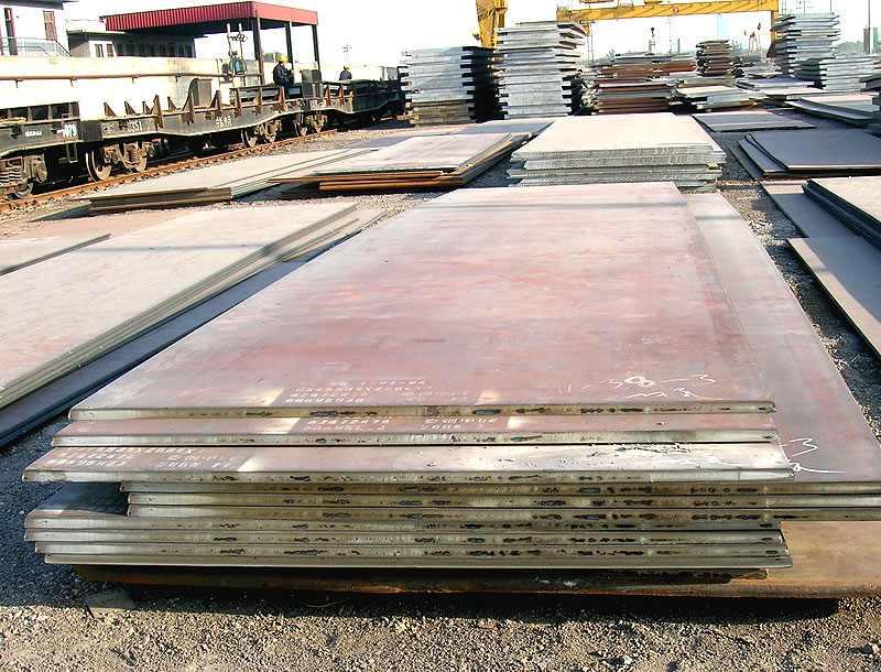 供应低合金高强度板Q345D-Z25