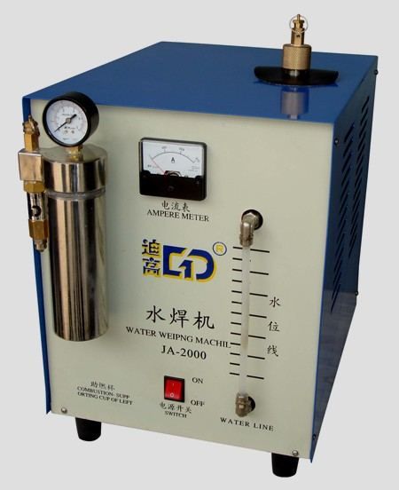 供应水焊机,氢氧焊接机,金迪高水焊机制造