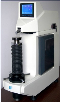 自动数显全洛氏硬度计WHR-800D