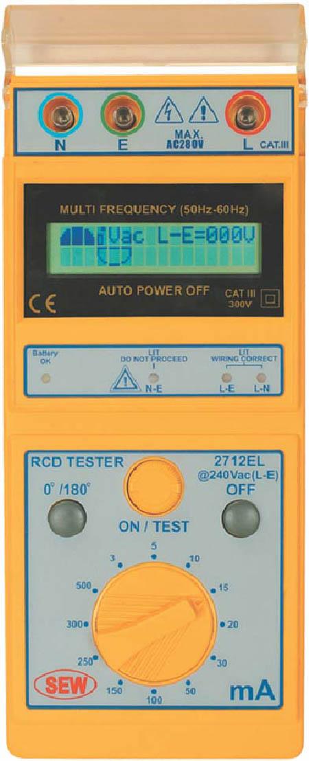 漏电开关测试仪