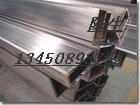 316不锈钢圆凹槽管