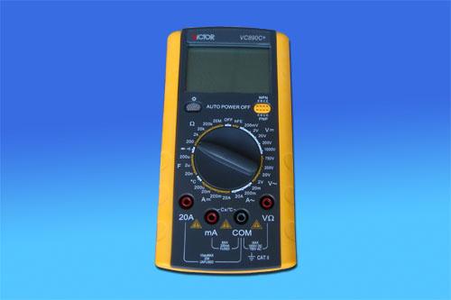 vc890c 数字 胜利牌万用表 旺和仪器