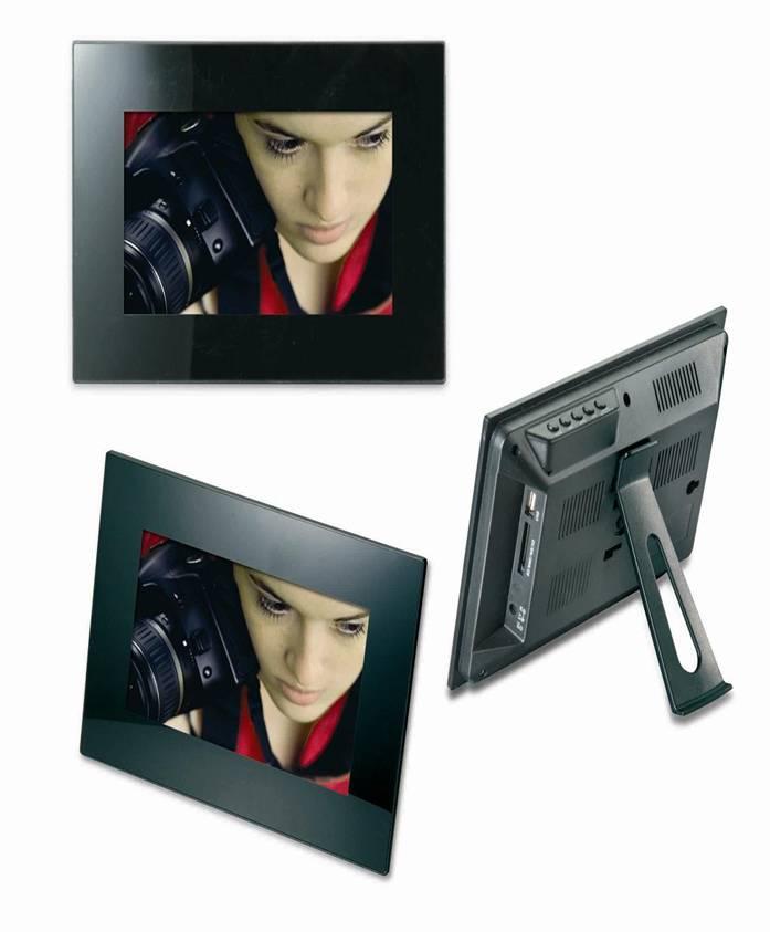 供应7寸单功能数码相框,广告礼品,电子促销品