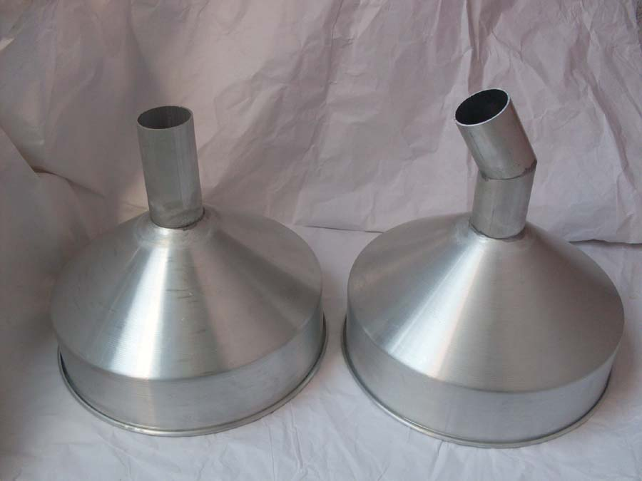 铝质(铁)漏斗