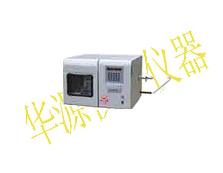 名牌产品煤质检验仪器 测硫仪 华源牌