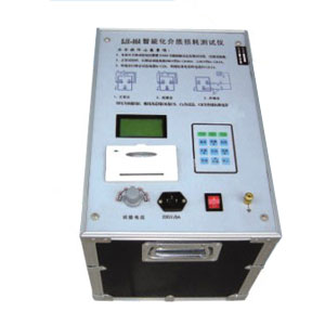GDJS-I高精度抗干扰全自动介质损耗测试仪
