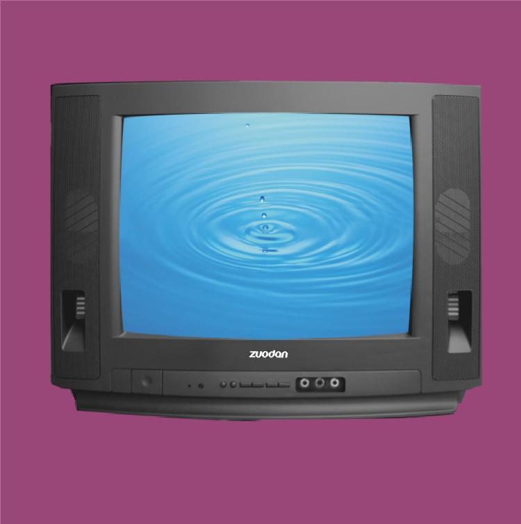 crt 电视机