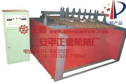轧花网(钢筋网)自动排焊机