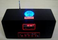 电脑音箱/u盘/内存卡/迷你音箱MD-22
