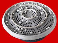 不锈钢筛网 单层不锈钢圆振动筛、双层不锈钢圆振动筛