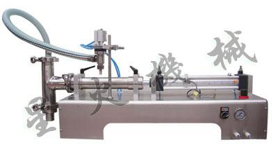 广州星火包装设备/灌装机/液体灌装机