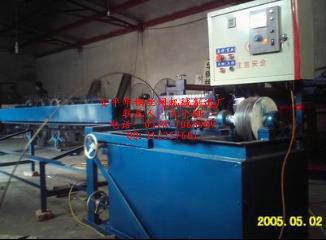 供应铁丝编织网机,煤矿织网机,金属支护网机
