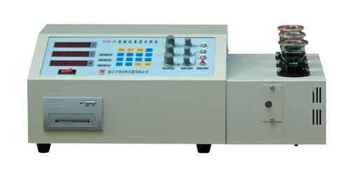 NJSB-3A型微机高速分析仪(三元素分析仪)