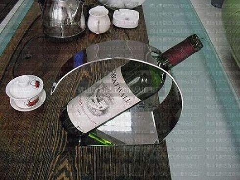 不锈钢杯架酒架