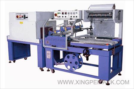 全自动热收缩包装机 全自动L型封切收缩包装机