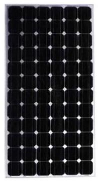 80w太阳能电池组件,太阳能发电板
