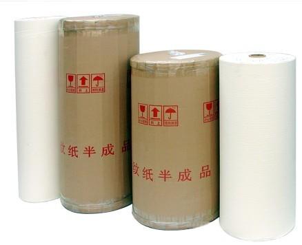温州高温美纹纸胶带 普通美纹纸母卷(产品半成品)
