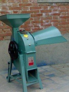 饲草粉碎机,饲料粉碎机,铡草机 电动直联多功能粉碎机 铡草粉碎机