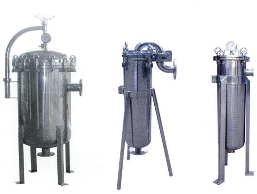 全不锈钢液体袋式过滤器