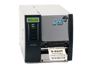 供应东芝B-SX4T工业型热敏标签打印机075582418530