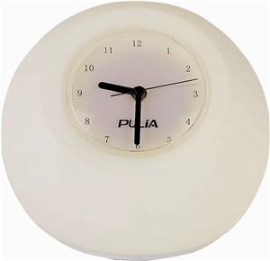 欧式闹钟创意玻璃台灯 PT-4181