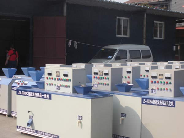 供应 洗洁精加工技术JS-2009AR
