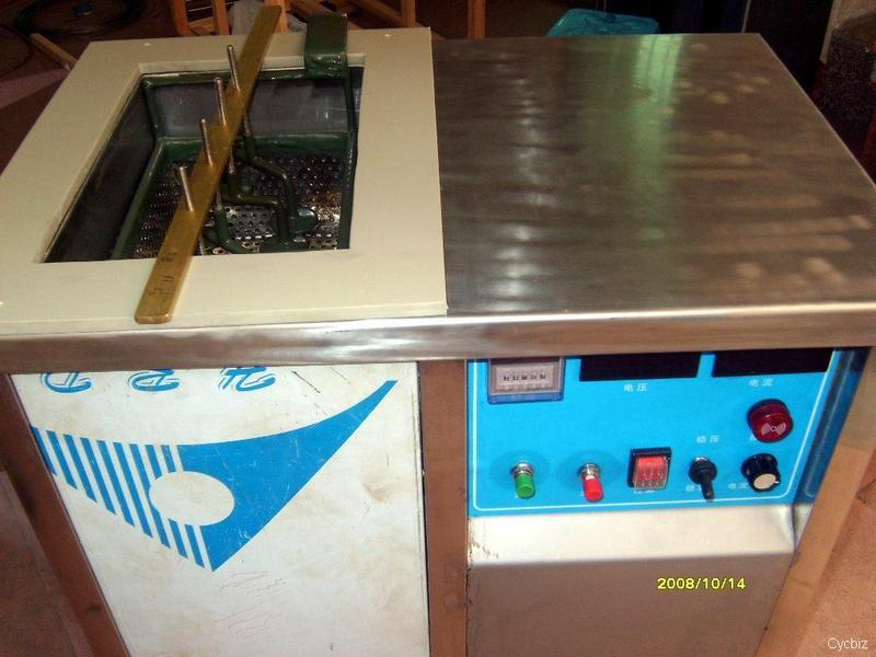 电脑机芯零件全自动超声波清洗机 喷丝板超声波气相超声波清洗机