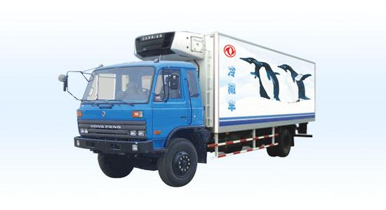 东风EQ153冷藏车