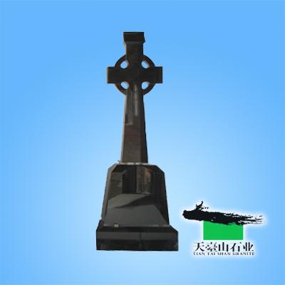 河北黑十字架墓碑