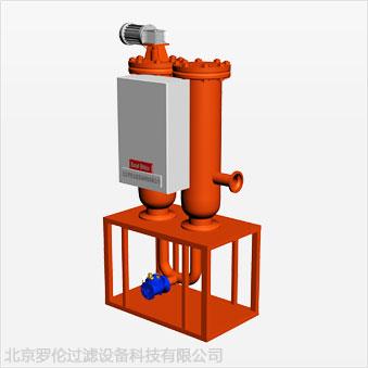 全自动过滤器油田专用防爆过滤设备