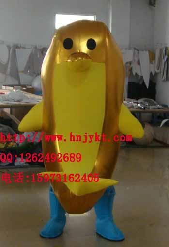 出售湖南金鹰卡通服装海豚