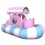 博世达新淘气堡,亲子乐园-宝船