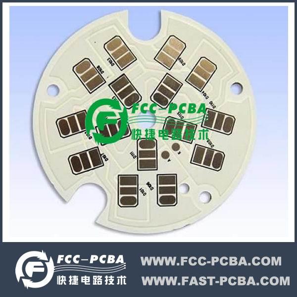 深圳迪比科技供应LED灯用铝基PCB线路板