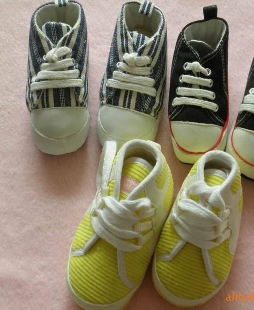 供应一批新款时尚休闲婴儿学步鞋