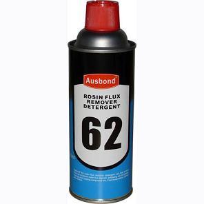 奥斯邦62+手喷电路板清洁剂,透明助焊剂清洁剂